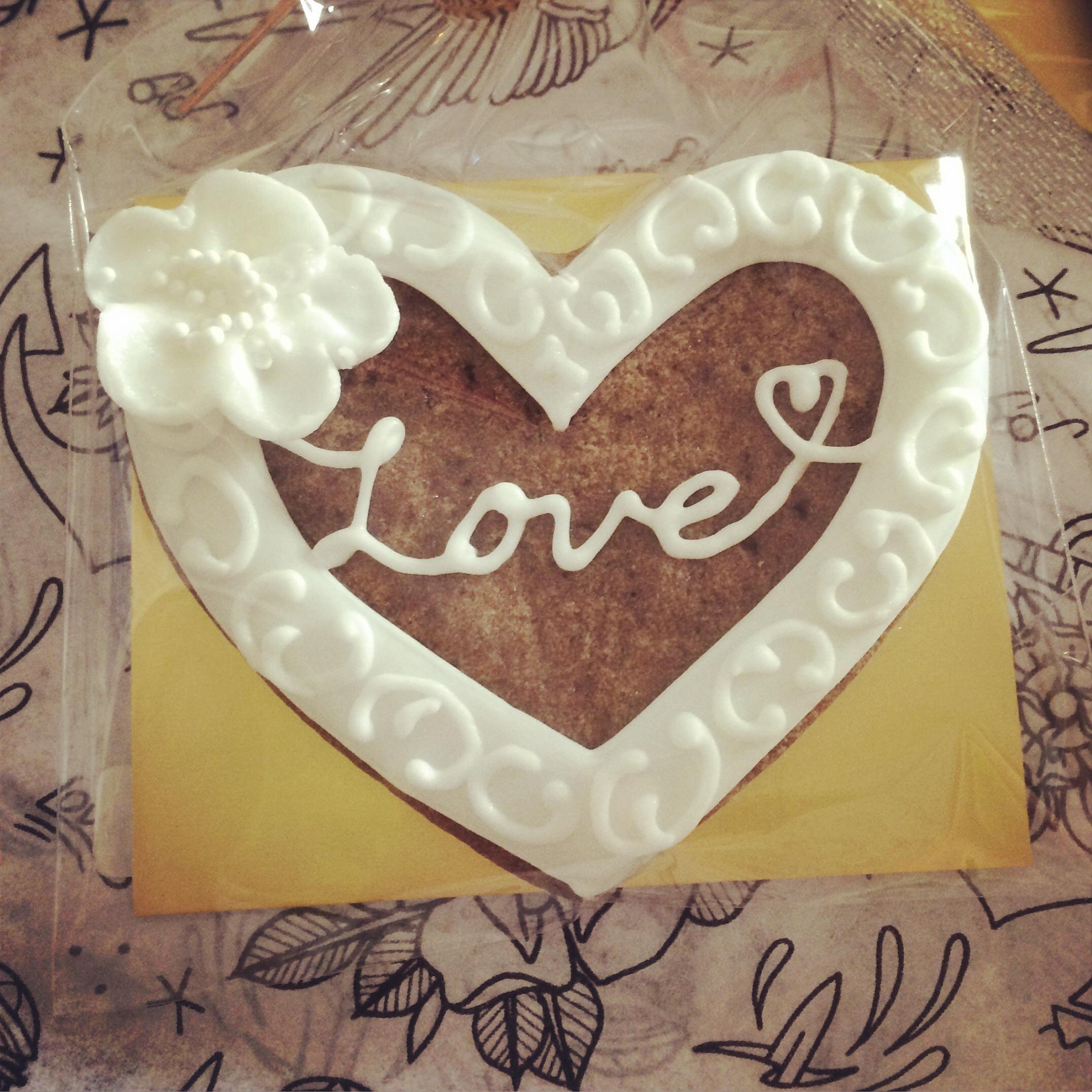 バレンタインクッキー第二弾