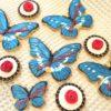 蝶のクッキー型